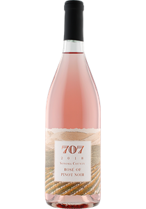 Picture of 707 Sonoma County Rose of Pinot Noir