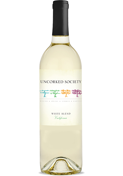 Picture of Uncorked Society California White Blend