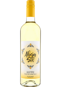 Picture of Abeja Sol Mango-Infused California White Wine